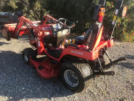 Massey Ferguson GC2400 Tractor Adelaide Hills Preview