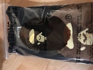 Bape BOA black tshirt sz XL DS
