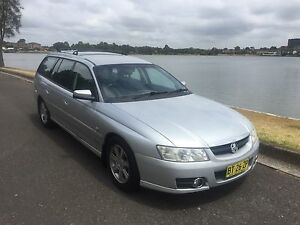 2017 REGO! NEAR NEW TYRES! FULL LOG BOOK2005 Holden Berlina Wagon Five Dock Canada Bay Area Preview