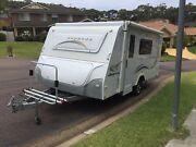 Jayco Expanda with bunk beds Eleebana Lake Macquarie Area Preview