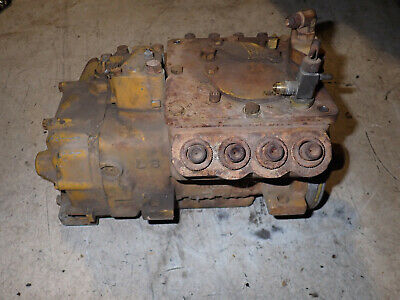 Caterpillar Cat 3208 Diesel Engine Fuel Injection Pump 7c-1455 Truck Industrial