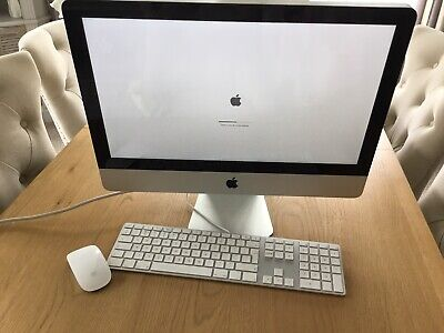 Apple iMac 21.5 inch All-in-One Desktop - MC309DA (May, 2011)