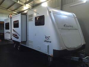 2011 Jayco Sterling with Double Slide-Outs Launceston Launceston Area Preview