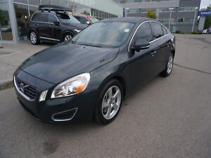 2013 Volvo S60 T5 AWD with Certified PreOwned Warranty!