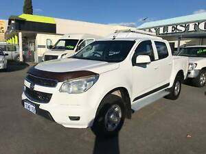2014 Holden Colorado LX Automatic Ute Wangara Wanneroo Area Preview