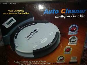 Auto Cleaner Intelligent Floor Vac With remote control 10 meters Canterbury Canterbury Area Preview