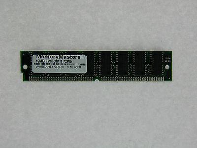 16MB FPM MEMORY NON-PARITY 60NS SIMM 72-PIN 5V 4X32