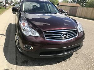 2013 infinity EX37 AWD luxury