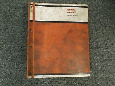 Case 700ck 800ck 730ck 830ck 930 1030 Tractor Shop Service Repair Manual