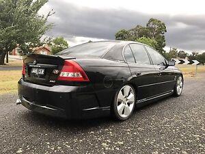 HSV SIGNATURE SENATOR BLACK LEATHER SUNROOF AUTO LS1 Alfredton Ballarat City Preview
