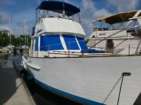 1978 Kong Halvorsen Island Gypsy 36' Trawler - Florida