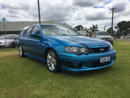 Ford Falcon Xr6 Turbo Automatic St James Victoria Park Area Preview