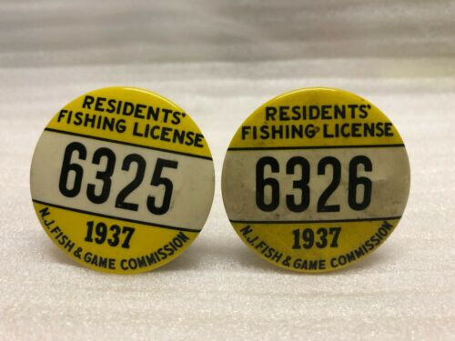 Vintage Consecutive Residents