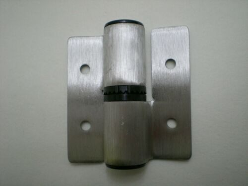 "Bobrick 1002331 ""J"" Hinge Set One Unit Only As Pictured"