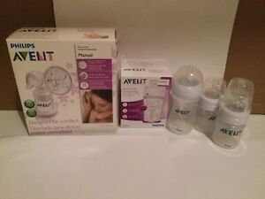 Mini lot Avent/Avent baby bundle