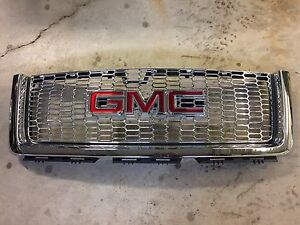 Gmc grille!