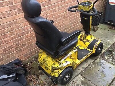 MOBILITY SCOOTER ALL TERRAIN 8mph STERLING S425 RARE COLOUR!!