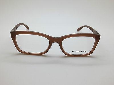BURBERRY B 2220 3575 Eyeglasses Frames 54mm - 28
