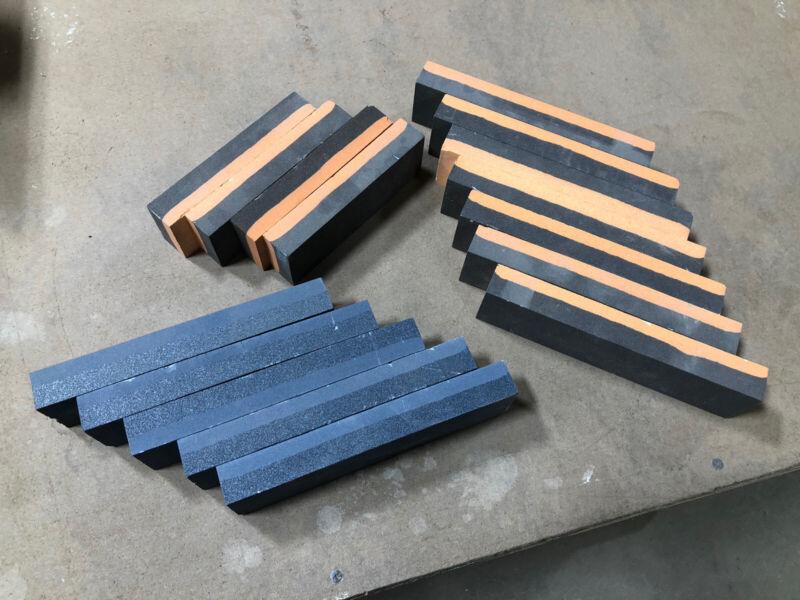 India Stone/Silicon Carbide/Sharpening Stone/Machine Knife Stone/**LOT**