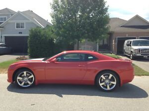 2010 Camaro 2SSRS rally sport package