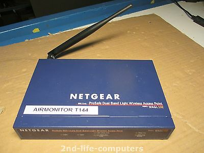 Netgear WAGL102 802.11a/g Dual Band Light Wireless Access Point INCL 1x Antenna