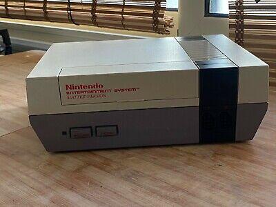 NES Mattel con Controllers e lotto di Giochi Funzionanti
