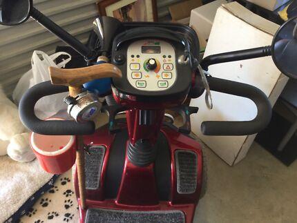 Mirage motorised scooter,