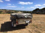 Southern Cross Bushmate Camper trailer Port Campbell Corangamite Area Preview