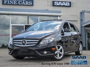 2013 Mercedes-Benz B250 Premium Package Panoramic Sunroof/Leathe