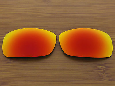 Replacement Fire Red Polarized Lenses for RB4057 61mm (Rb4057 Polarized)