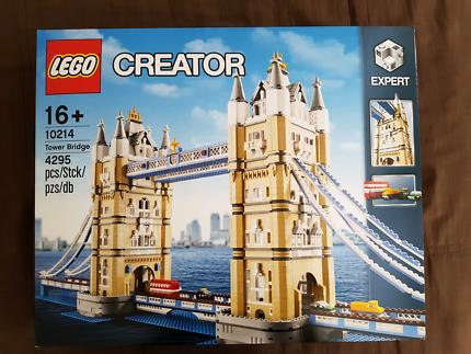 LEGO Creator: Tower Bridge 10214 - Brand New and Sealed