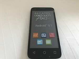 UNLOCKED Alcatel Pixi3 (4.5)