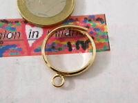 1 Base Anello In Argento 925 E Dorato Italy Anellino Aperto 1 -  - ebay.it