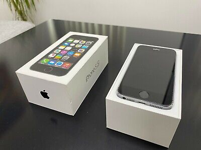 Apple iPhone 5s 16GB - Black Space Grey - NO RESERVE