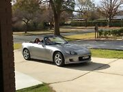 Honda S2000 Canberra City North Canberra Preview