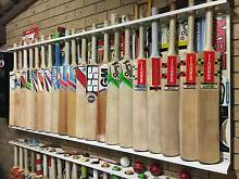 New & Used Men's English Willow Cricket Bats - $100 to $200 each Mermaid Waters Gold Coast City Preview