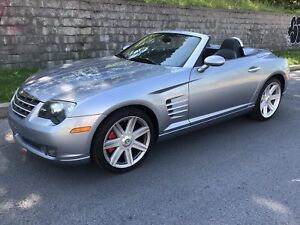 CHRYSLER CROSSFIRE CONVERTIBLE 2005 ( !! 59000KM IMPECCABLE !! )