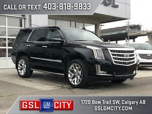2017 Cadillac Escalade Luxury 6.2L V8, 4 Wheel Drive, Automatic