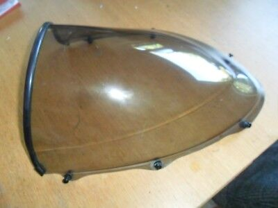 TRIUMPH 955 DAYTONA 2005 FRONT FAIRING DOUBLE BUBBLE SCREEN