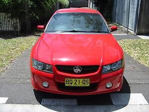 2005 Holden SS 427 Sedan Naremburn Willoughby Area Preview