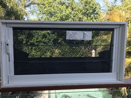 Brand new Louvre window - half price!
