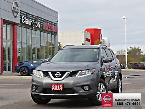 2015 Nissan Rogue SV AWD ONLY 11,431 KMS!
