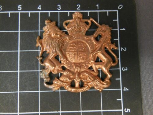 Large Coat of arms Crest Brass stamping jewelry finding (osb0071)
