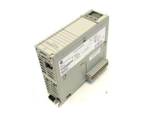 Allen-Bradley 1768-ENBT Ser. A CompactLogix L4X EtherNet/IP Module
