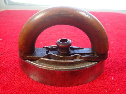 Antique Vintage Small Sad Iron Kitchen Laundry Tool