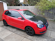 Volkswagen Polo GTI turbo Manuel 1.8L Broadmeadows Hume Area Preview