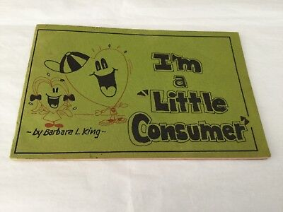 I M A Little Consumer  1974 Barbara King