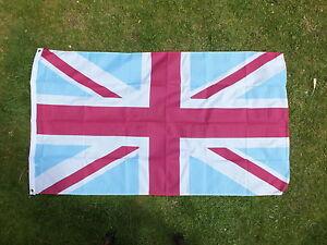 West-Ham-United-Blue-Claret-UK-Flag-Union-Jack-The-Irons-Hammers-Upton-Park-bn