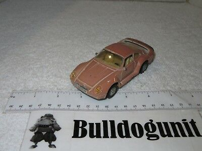 MC Toy 959 Porsche Sports Car Vehicle Metal