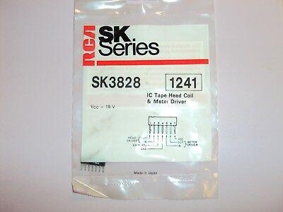 Sk3828 Nte1241 Tape Head Coil Meter Driver Nos